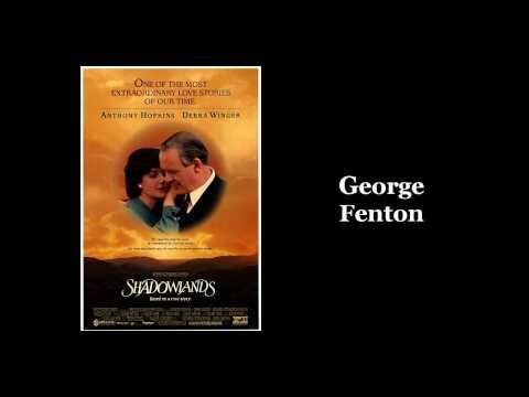 George Fenton : ' SHADOWLANDS'  OST