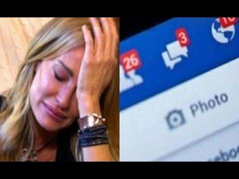 تقبل طلب صداقة على فيسبوك وتدمرت حياتها