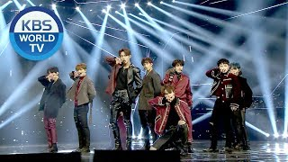 SEVENTEEN - THANKS + Getting Closer | 세븐틴 - 고맙다 + 밤 [2018 KBS Song Festival / 2018.12.28]