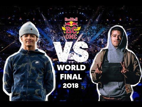 Sunni (UK) vs. Luigi (USA) | Top 16 | Red Bull BC One World Final 2018