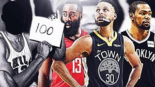 Which NBA Stars Can Beat Wilt Chamberlain's 100 Point Game? NBA 2K20