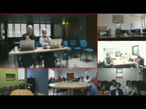 Visioconférence du 8 mars 2018. Pr Anh-Tuan Dinh-Xuan