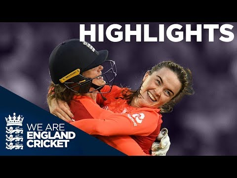 England v Australia Vitality Women's IT20 Match | Third IT20 | The Women's Ashes 2019