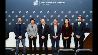 El éxito del fútbol femenino español, protagonista en el World Soccer Congress 2019