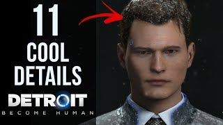 11 COOL Details in Detroit: Become Human