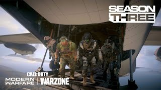 Call of Duty: Modern Warfare Warzone - Trailer Season 3