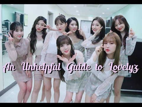 An Unhelpful Guide to Lovelyz