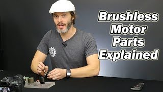 What's In There! Understanding Brushless Motor Parts | Holmes Hobbies RC Basics Series