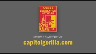 'Gorilla Legislative Network - Pittsburg State University