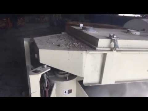 Used- CME Colorado Mill Equipment Triple Deck Pellet Screener - stock # 48243005
