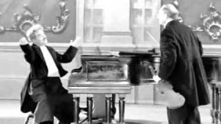 Violin Piano Chaplin Keaton Limelight
