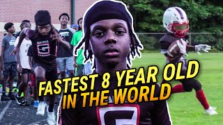 """""""People Say My Workouts Are CRAZY!"""" 8 Year Old Phenom Flash Is The Fastest Kid In The WORLD 😵"""