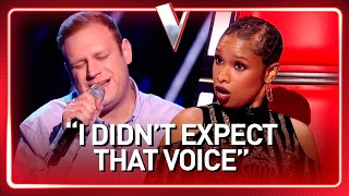 The Voice coaches are SHOCKED when they TURN AROUND | Journey #93