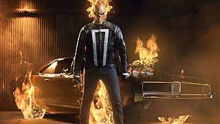 Robbie Reyes (Ghost Rider) All Powers Scenes   MCU Compilation [HD]