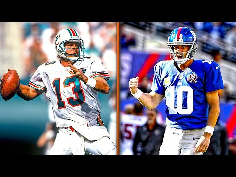 Eli Manning's Career or Dan Marino's Career: Who Ya Got? | The Dan Patrick Show | 1/23/20
