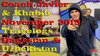 Javier & Khabib November Travel to Uzbekistan & Dagestan for Umar & Team in Gorilla FC MMA 20