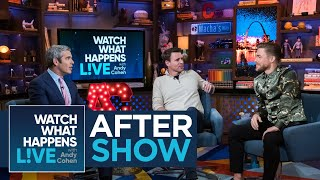 After Show: Derek Hough On 'Singing In The Rain' | WWHL