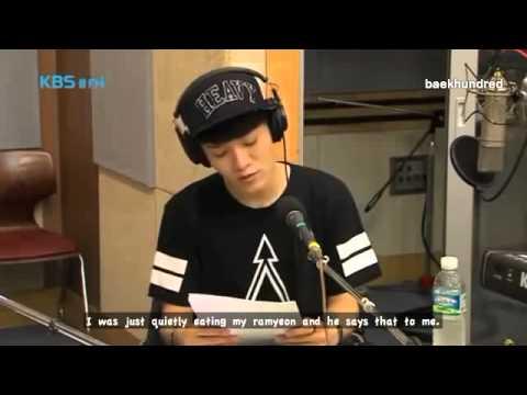 [ENG SUB] 130714 EXO Baekhyun Chen Sukira [FULL]