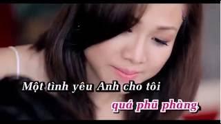 Karaoke (beat) Thà là quên đi _ Hoàng Châu