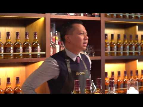 Chivas Masters HK 2017: Meet the Masters with Agung Prabowo