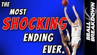 The Most Shocking Ending To A Final Four Game Ever