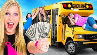 LAST TO LEAVE School Bus Wins $10,000!