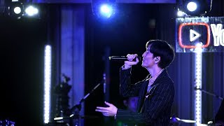 "[LIVE] Temporary / w-inds. (""100"" Premium Live from YouTube Space Tokyo)"