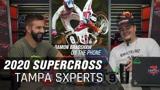 RMFantasy SXperts Round 7 | 2020 Tampa Supercross w/ Damon Bradshaw