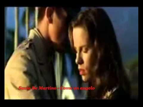 Canzone Stupenda 2012 - MERAVIGLIOSA - Savio De Martino - Come un angelo [Dedica Speciale]