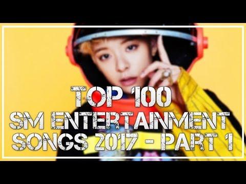 Top 100 SM Entertainment Songs: Part 1 (100-51) // Megan