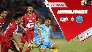 Thầy Park dự khán, Trọng Đại ghi bàn giúp Viettel đánh bại Sanna Khánh Hòa BVN | VPF Media