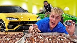 WE ACTUALLY BOUGHT A LAMBORGHINI WITH PENNIES!!