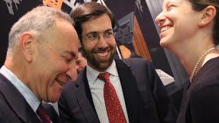 Chuck Schumer, the yenta of the Senate