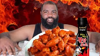 2X NUCLEAR HOT WING CHALLENGE|