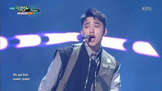 뮤직뱅크 Music Bank - POWER - EXO.20170908