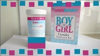 LIVE INTELLIGENDER TEST!!! Gender Prediction Test Boy or Girl?