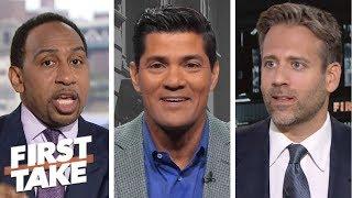 Are Odell Beckham Jr.'s random drug test really random? | First Take | ESPN