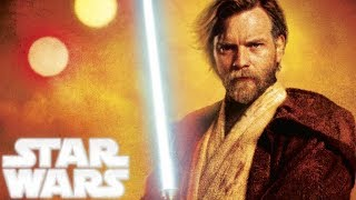 Star Wars Obi-Wan Disney + Series OFFICIALLY Confirmed - When it Releases