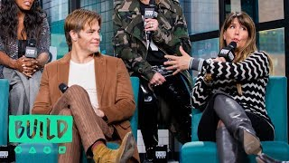 """Patty Jenkins Accidentally Told Chris Pine About """"I Am the Night"""""""