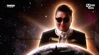 MAMA2015 - PSY - Napal Baji, Daddy YouTube 影片