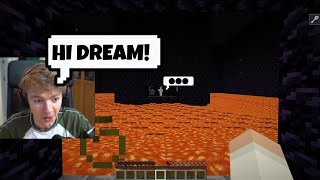 Tommy visits Dream in prison on Dream SMP