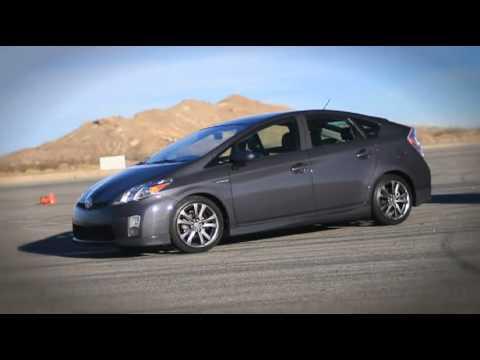 Prius Plus Performance Package Youtube