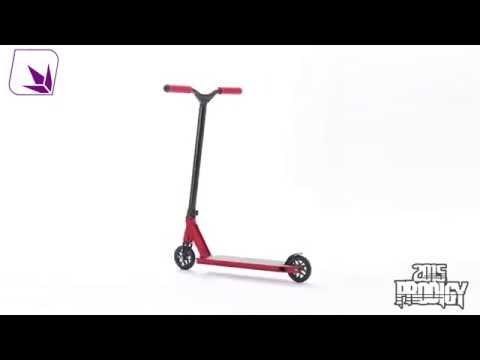 Video BLUNT Trottinette freestyle PRODIGY S3 Vert