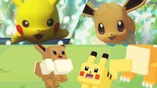 Pokémon 2018 Video Game Press Conference