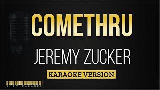 Jeremy Zucker - comethru (Karaoke Version)