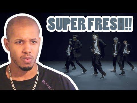 SUPER JUNIOR 슈퍼주니어 'BLACK SUIT' MV REACTION