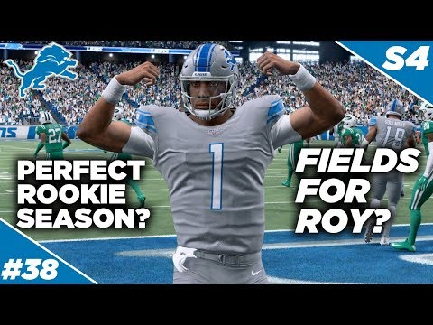 10 Game Winning Streak and Back in the Playoffs?? - Detroit Lions | Madden NFL 20 - Ep 38