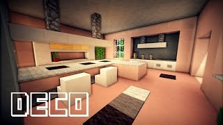 minecraft creer une cuisine moderne - Chambre Moderne Minecraft