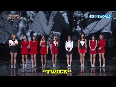 TWICE  Special / 트와이스 스페셜 [2017 KBS Song Festival | 2017 KBS 가요대축제 / 2017.12.29]