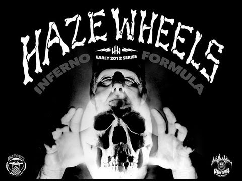 Video HAZE PRIME CUT 54mm 99A [x4] wheels